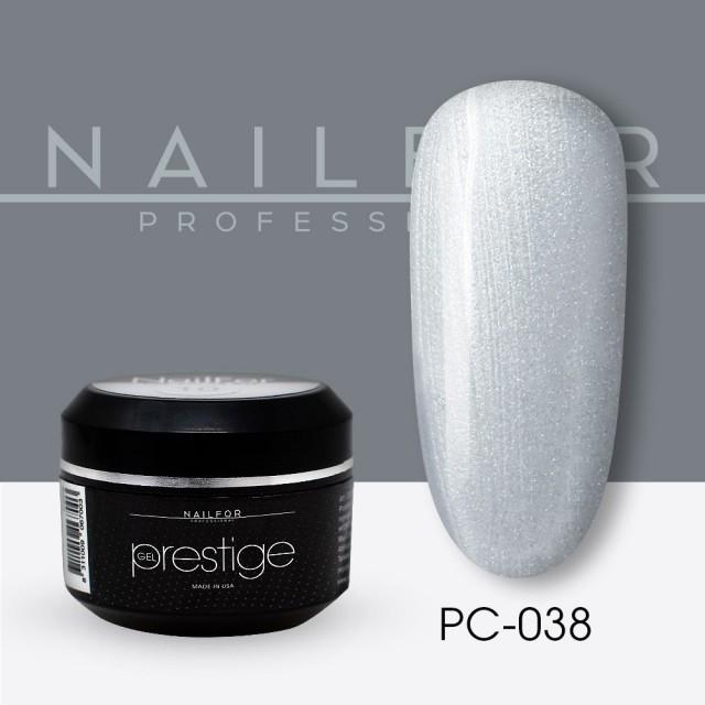 colore gel per unghie, nail art PRESTIGE COLOR GEL 038-PC