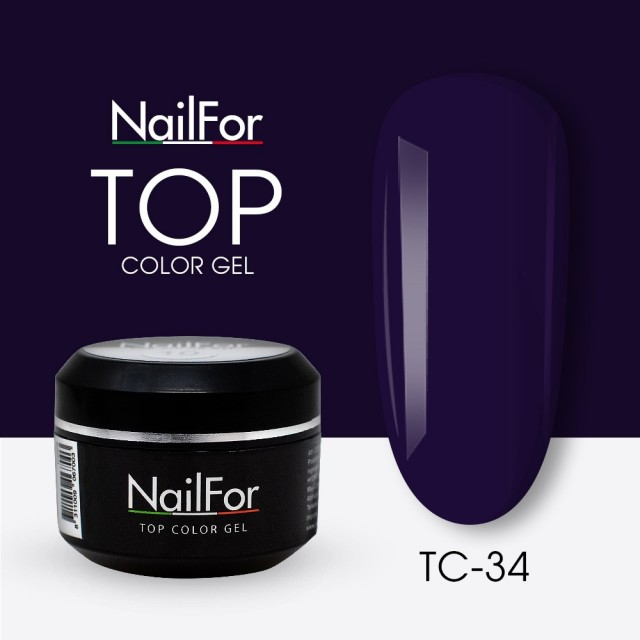 Painting Gel - TOP-COLOR 34