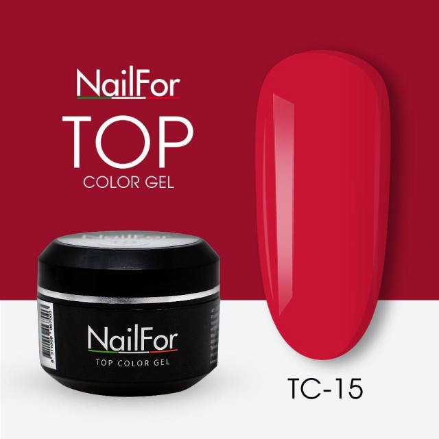 Painting Gel - TOP COLOR 15