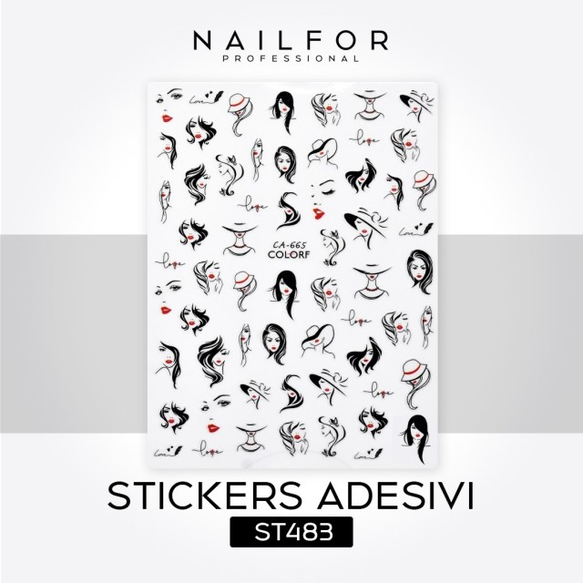 STICKERS STYLE - ST483