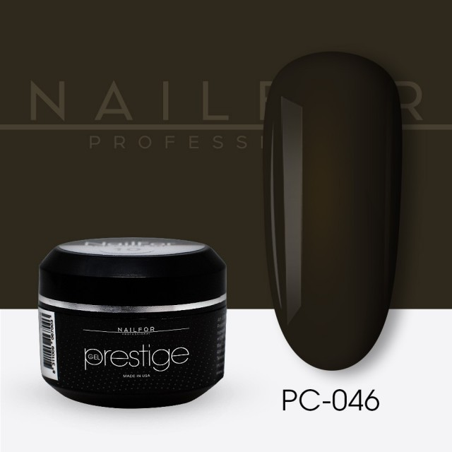 colore gel per unghie, nail art, nails PRESTIGE COLOR GEL 046-PC | Nailfor 2,20€