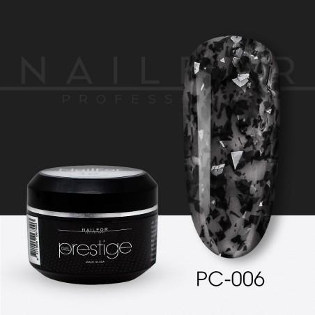 colore gel per unghie, nail art, nails PRESTIGE COLOR GEL 006-PC | Nailfor 2,20€