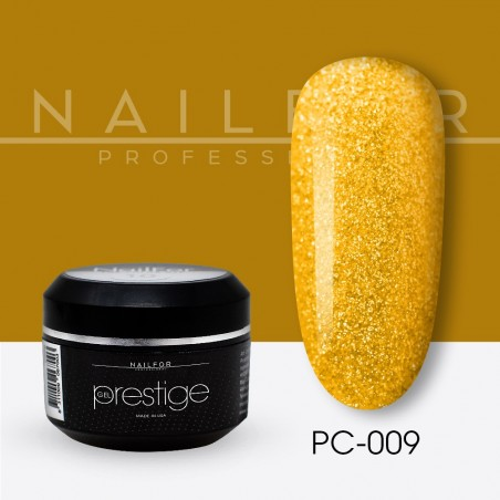 colore gel per unghie, nail art, nails PRESTIGE COLOR GEL 009-PC   Nailfor 2,20€