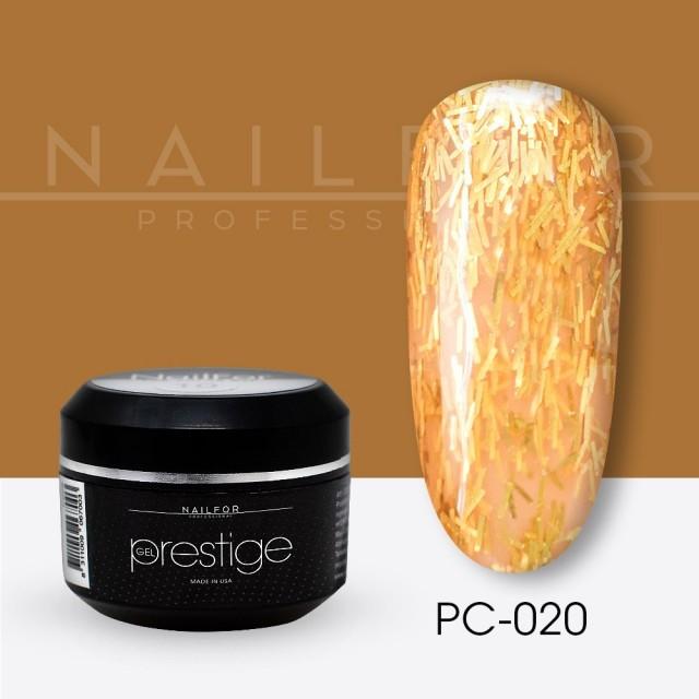 colore gel per unghie, nail art, nails PRESTIGE COLOR GEL 020-PC | Nailfor 2,20€