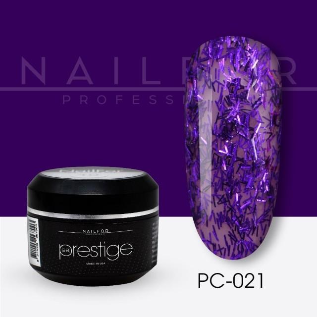 colore gel per unghie, nail art, nails PRESTIGE COLOR GEL 021-PC   Nailfor 2,20€