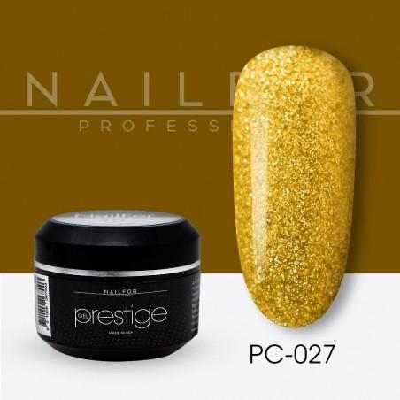 colore gel per unghie, nail art, nails PRESTIGE COLOR GEL 027-PC | Nailfor 2,20€