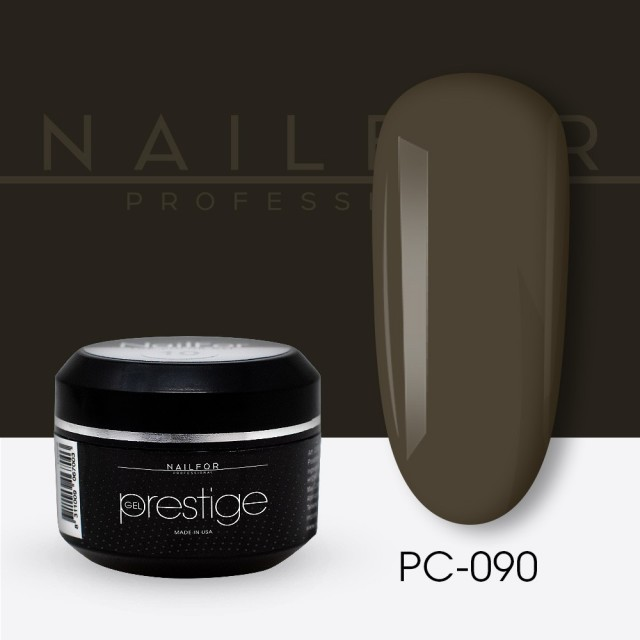 colore gel per unghie, nail art, nails PRESTIGE COLOR GEL 090-PC | Nailfor 2,20€