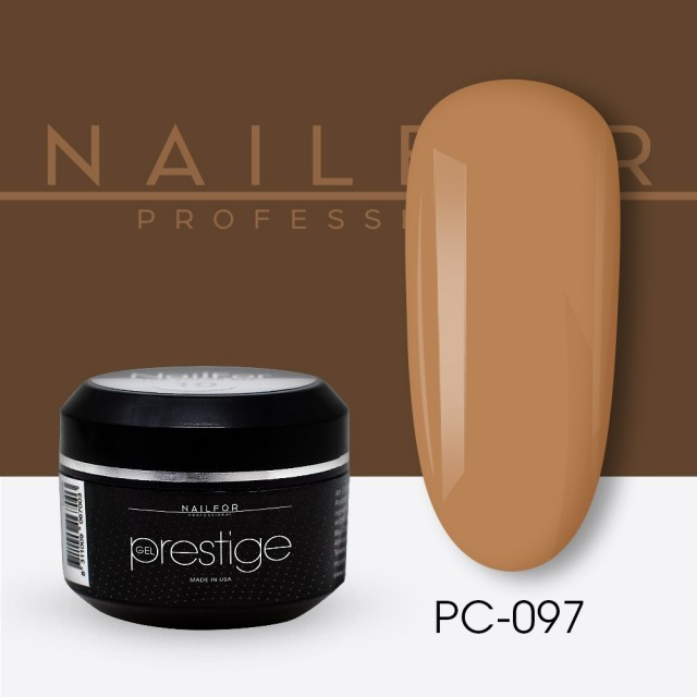 colore gel per unghie, nail art, nails PRESTIGE COLOR GEL 097-PC | Nailfor 2,20€