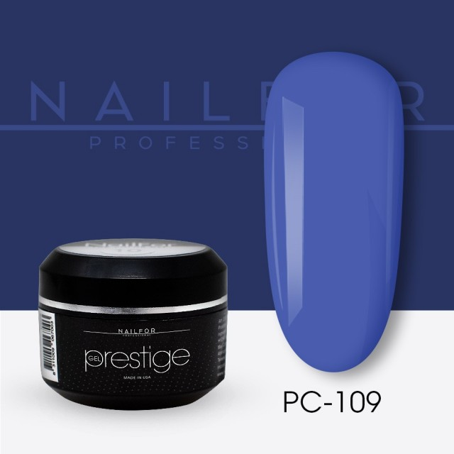 colore gel per unghie, nail art, nails PRESTIGE COLOR GEL 109-PC   Nailfor 2,20€