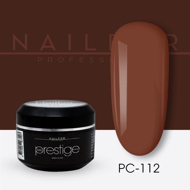 colore gel per unghie, nail art, nails PRESTIGE COLOR GEL 112-PC   Nailfor 2,20€