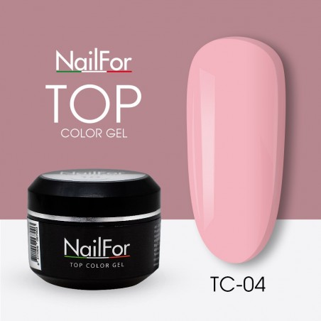 colore gel per unghie, nail art, nails Painting Gel - TOP COLOR 04 | Nailfor 4,74€