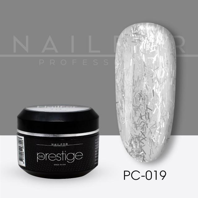 colore gel per unghie, nail art PRESTIGE COLOR GEL 019-PC