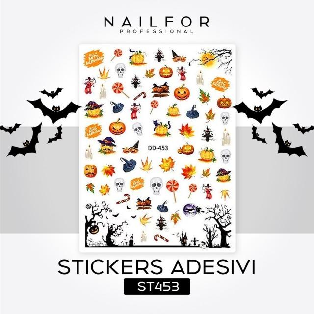 STICKERS HALLOWEEN - ST453