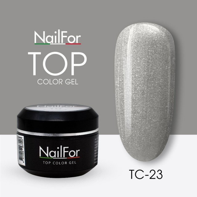 colore gel per unghie, nail art, nails Painting Gel - TOP COLOR 23 | Nailfor 4,74€
