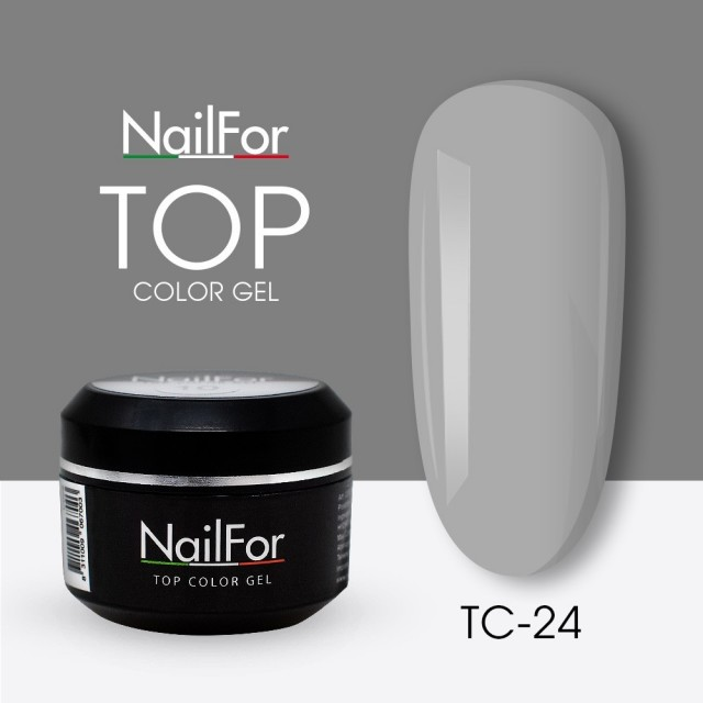 colore gel per unghie, nail art, nails Painting Gel - TOP COLOR 24 | Nailfor 4,74€
