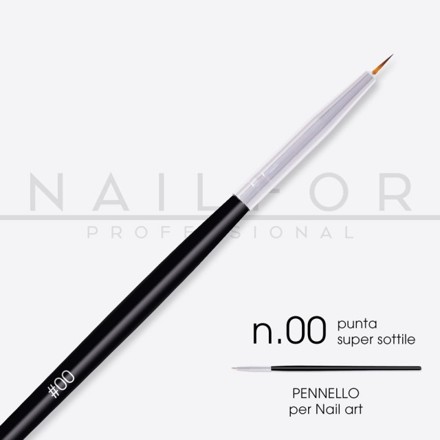 Brush Micro Liner Nr 00 - Slim Line