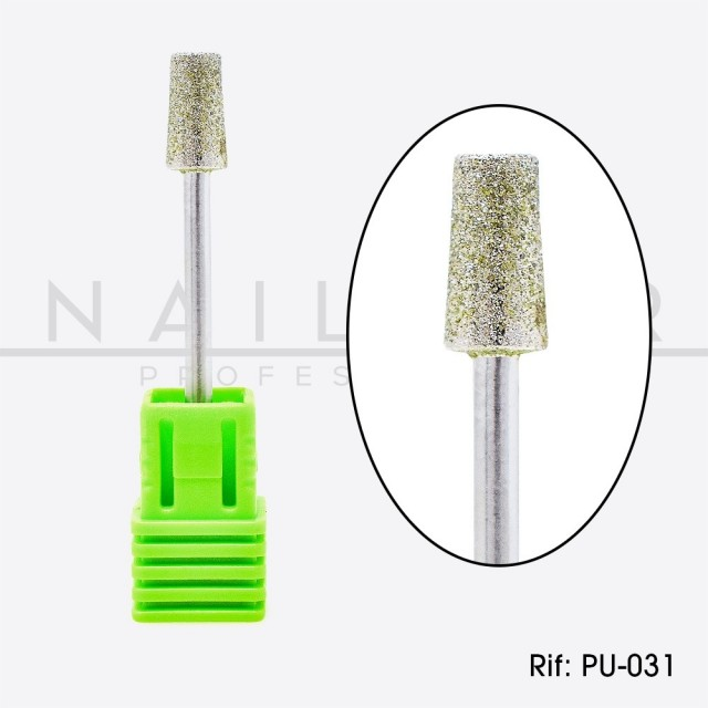 Diamond point for natural nails - PU031