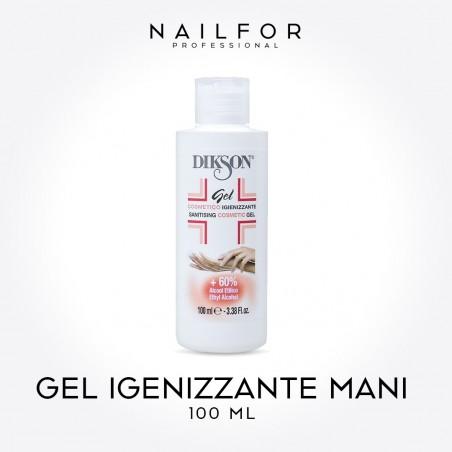 accessori per unghie, nails nail art alta qualità GEL IGIENIZZANTE MANI - FLACONE 100ml Nailfor 4,90€ Nailfor
