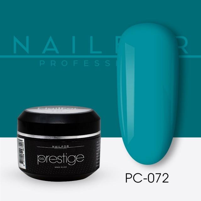 colore gel per unghie, nail art PRESTIGE COLOR GEL 072-PC