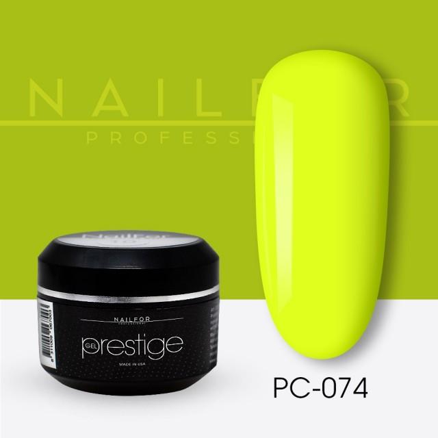 colore gel per unghie, nail art PRESTIGE COLOR GEL 074-PC