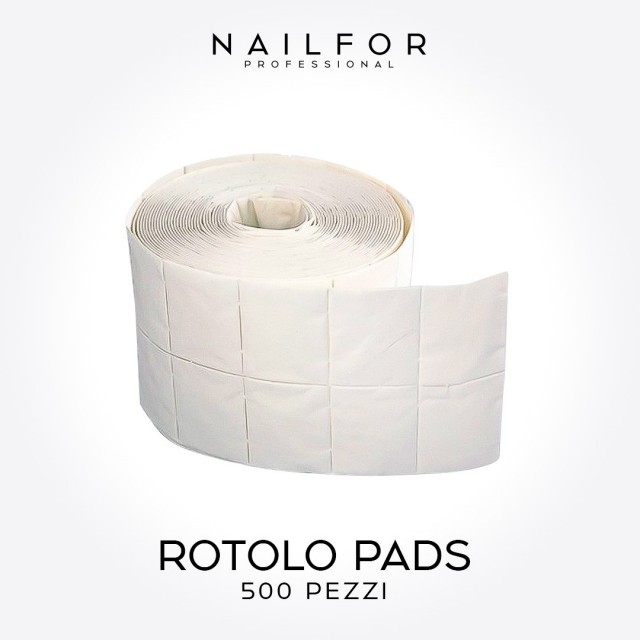 ROLL of 500 PADS in the cellulose of...