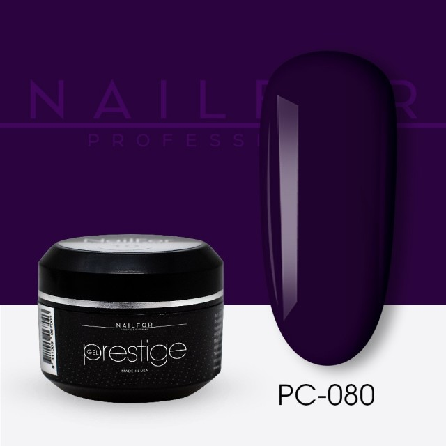 colore gel per unghie, nail art PRESTIGE COLOR GEL 080-PC