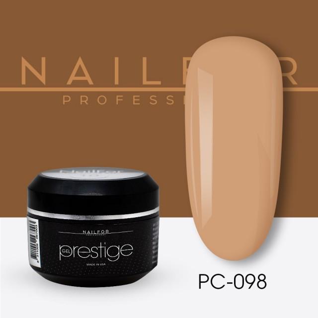 colore gel per unghie, nail art PRESTIGE COLOR GEL 098-PC