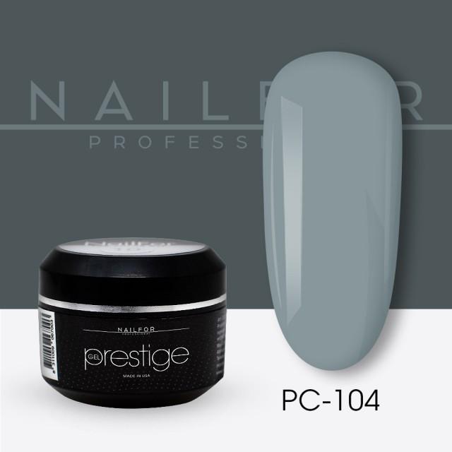 colore gel per unghie, nail art PRESTIGE COLOR GEL 104-PC