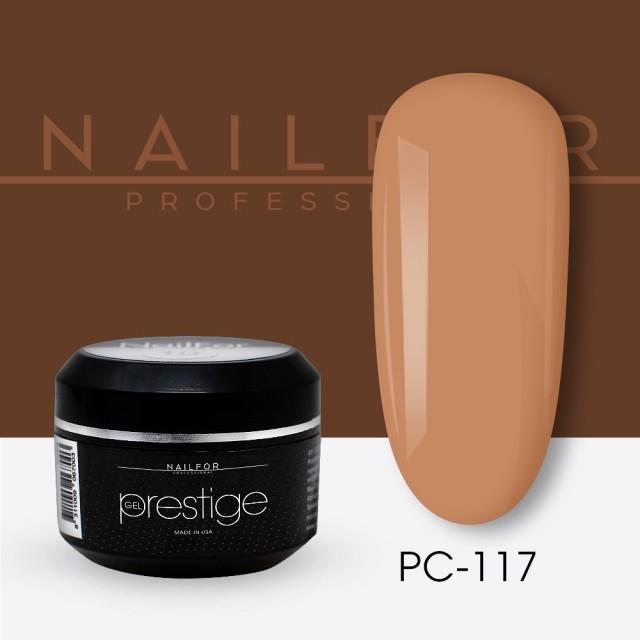 colore gel per unghie, nail art PRESTIGE COLOR GEL 117-PC