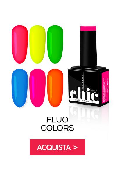 Colori fluo semipermanente Chic