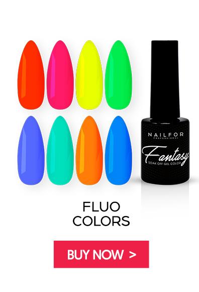 Colori fluo semipermanente Fantasy