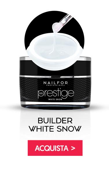 Gel costruttore White Snow Prestige