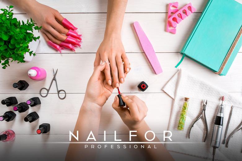 Manicure: la preparazione dell'unghia